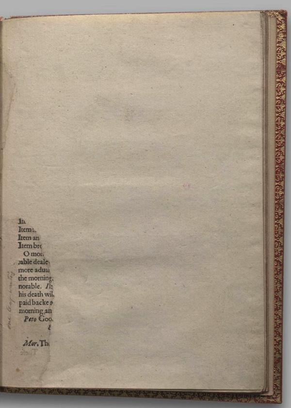Image of Henry IV, Part I, Quarto 1 (Garrick), page 39