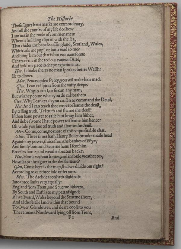 Image of Henry IV, Part I, Quarto 1 (Garrick), page 41