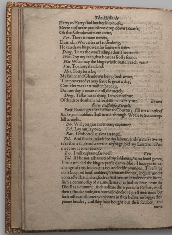 Image of Henry IV, Part I, Quarto 1 (Garrick), page 60