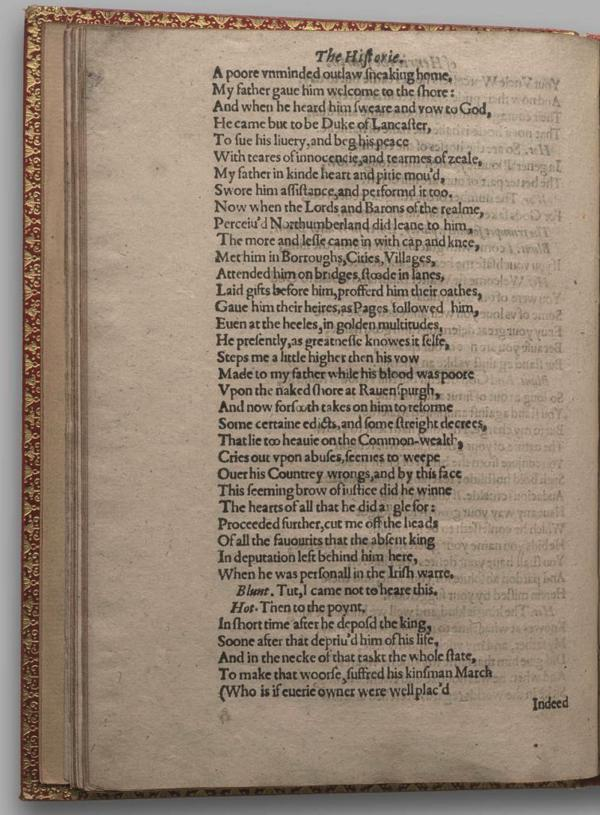 Image of Henry IV, Part I, Quarto 1 (Garrick), page 64