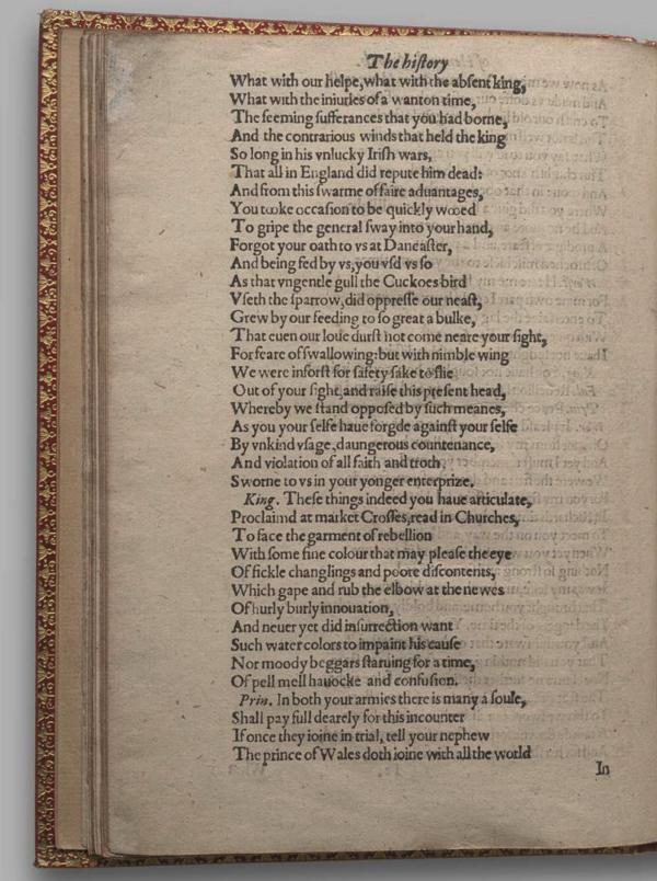 Image of Henry IV, Part I, Quarto 1 (Garrick), page 68
