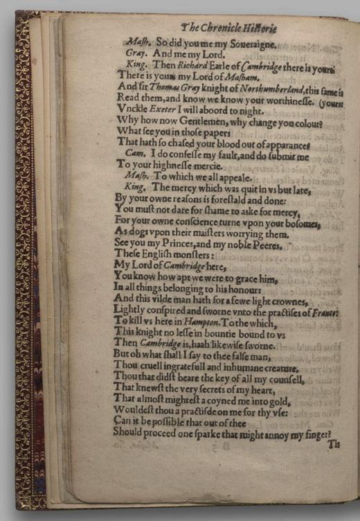 Image of Henry V, Quarto 1 (George III), page 14
