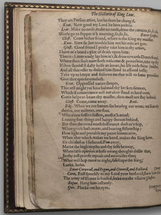 Image of King Lear, Quarto 1 (Halliwell-Phillipps (Alternate)), page 50
