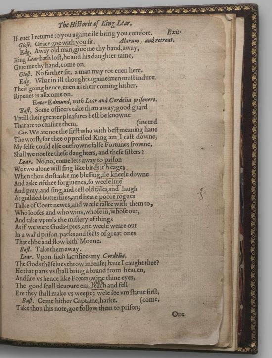 Image of King Lear, Quarto 1 (Halliwell-Phillipps (Alternate)), page 73