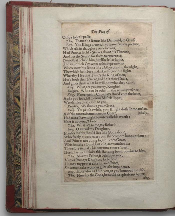Image of Pericles, Quarto 1 (George III), page 26