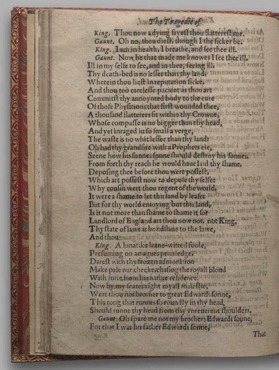 Image of Richard II, Quarto 1 (Huth), page 24