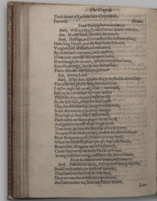 Image of Richard III, Quarto 1 (Huth), page 82