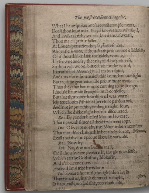 Image of Romeo and Juliet, Quarto 1 (Garrick), page 26