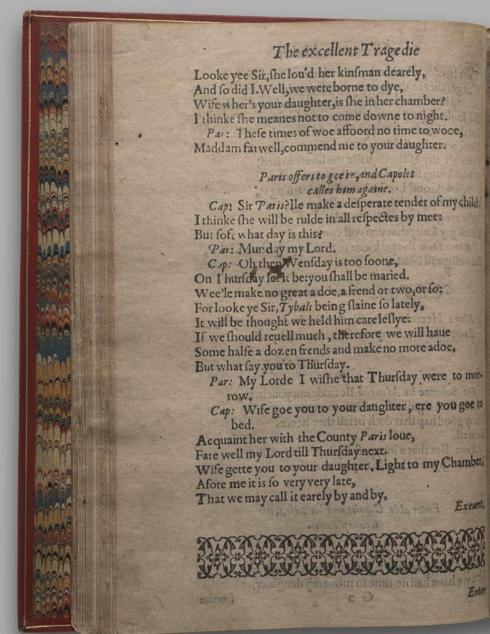 Image of Romeo and Juliet, Quarto 1 (Garrick), page 50