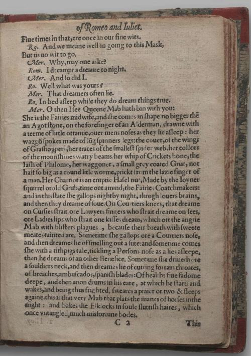 Image of Romeo and Juliet, Quarto 2 (George III), page 19