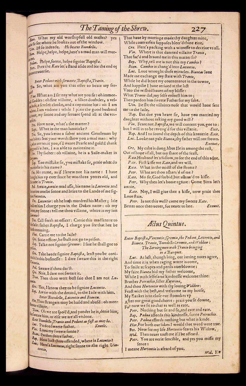 Image of First Folio (New South Wales), page 245