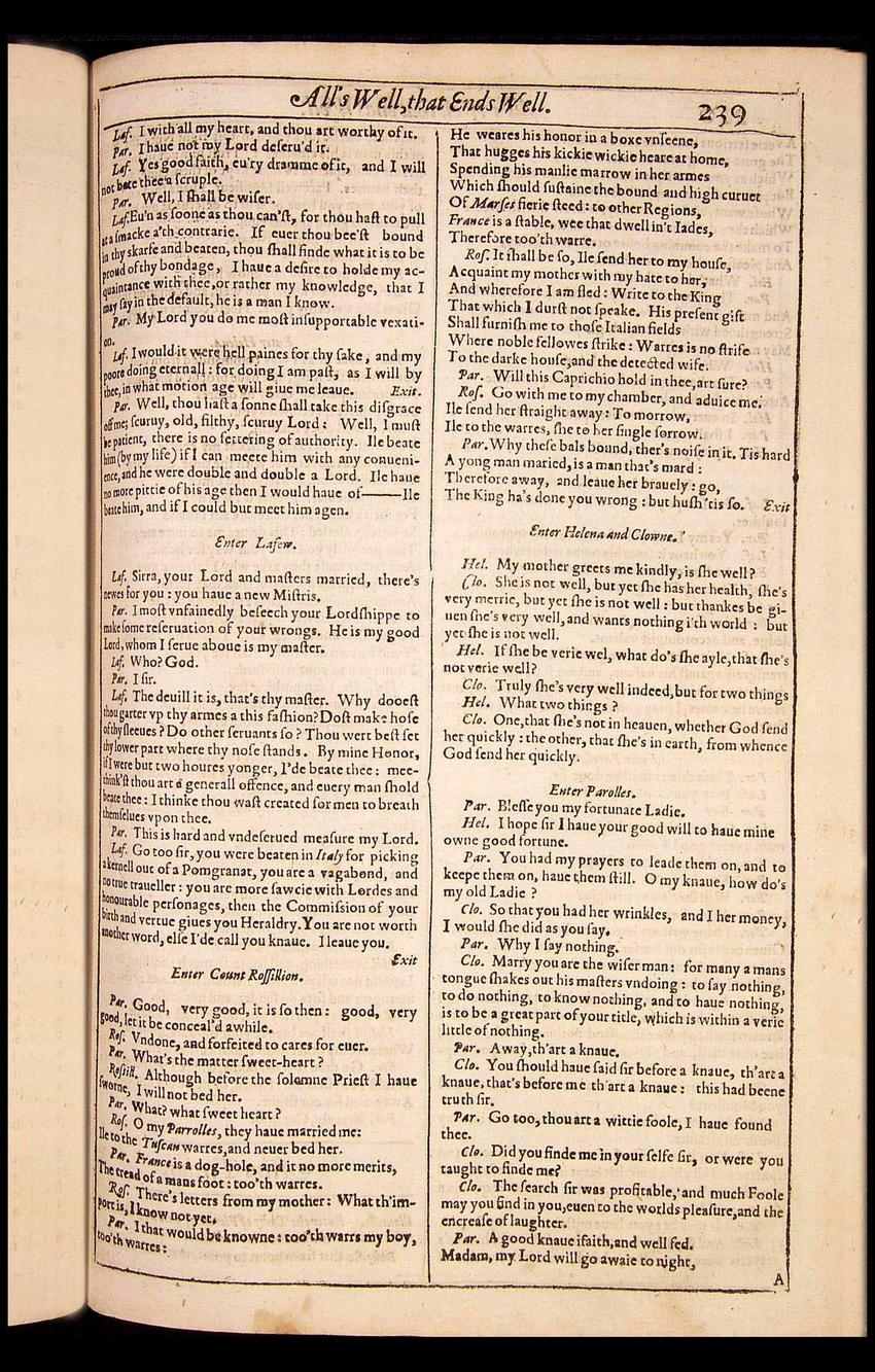 Image of First Folio (New South Wales), page 257