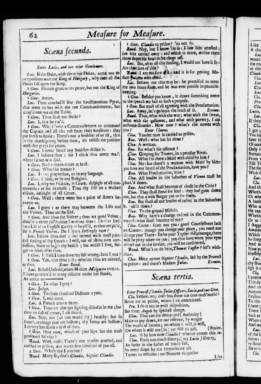 Image of Third Folio (New South Wales), page 85