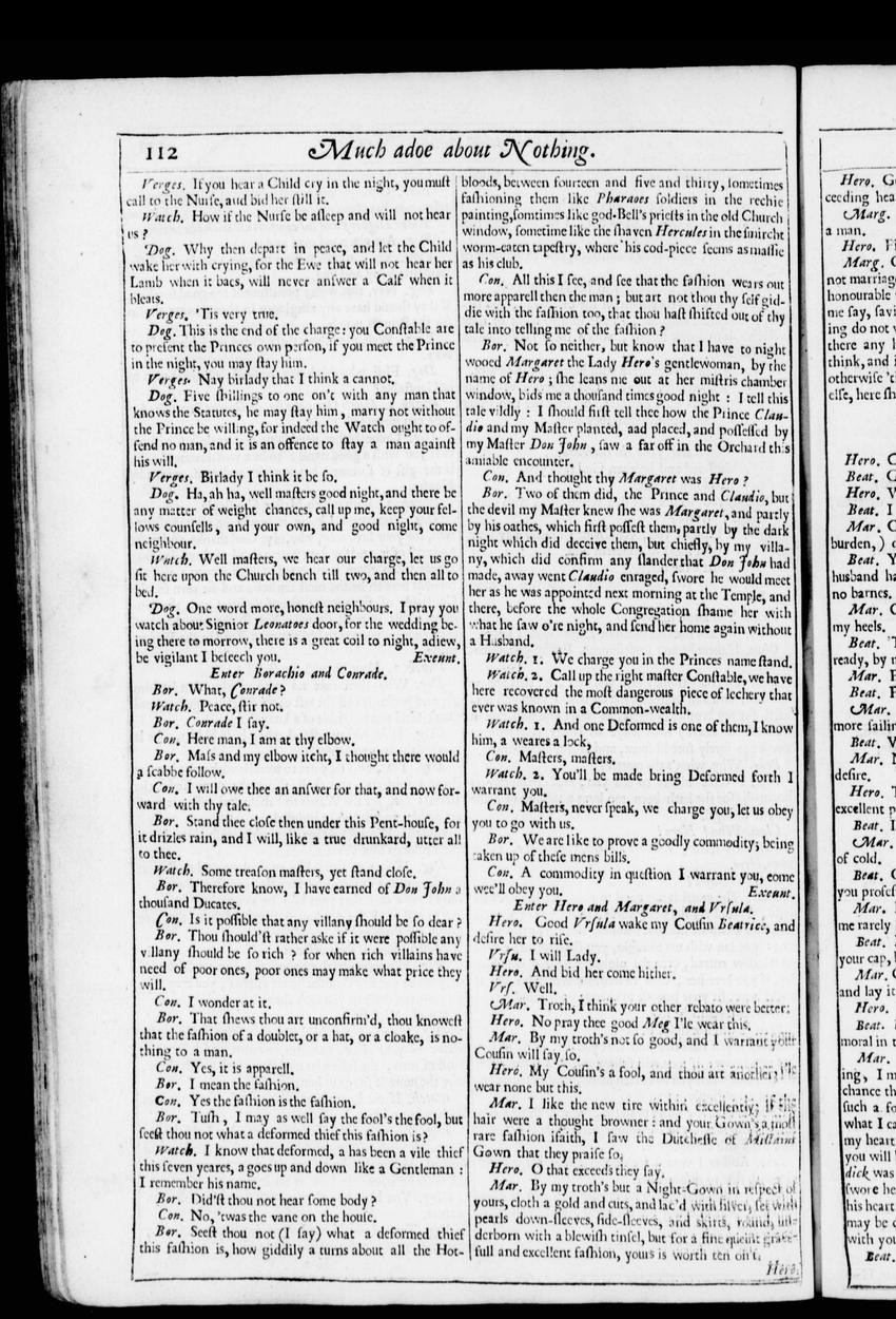 Image of Third Folio (New South Wales), page 135