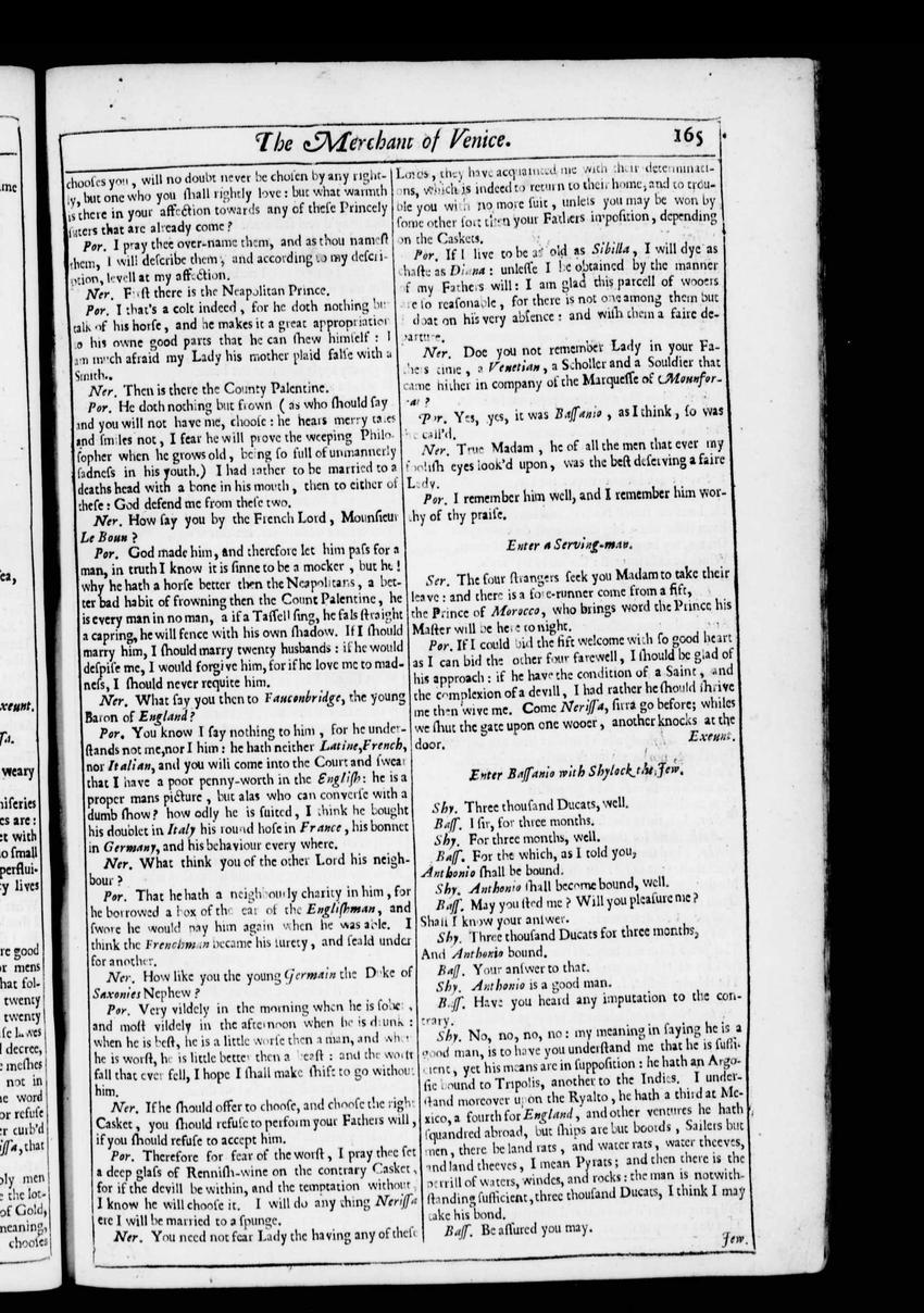Image of Third Folio (New South Wales), page 188
