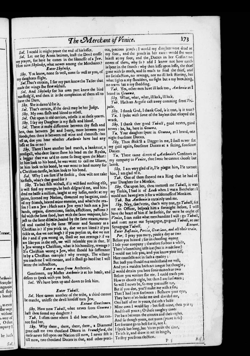 Image of Third Folio (New South Wales), page 196