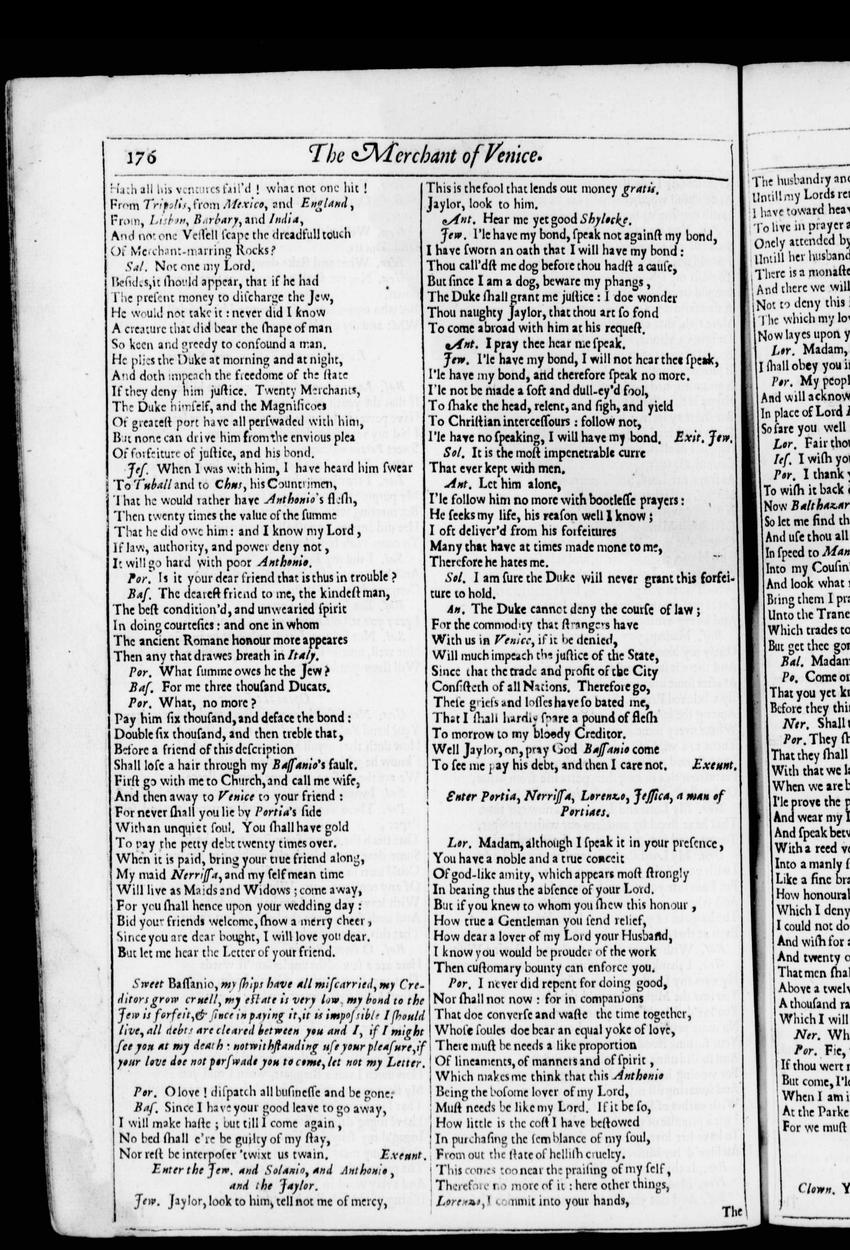 Image of Third Folio (New South Wales), page 199