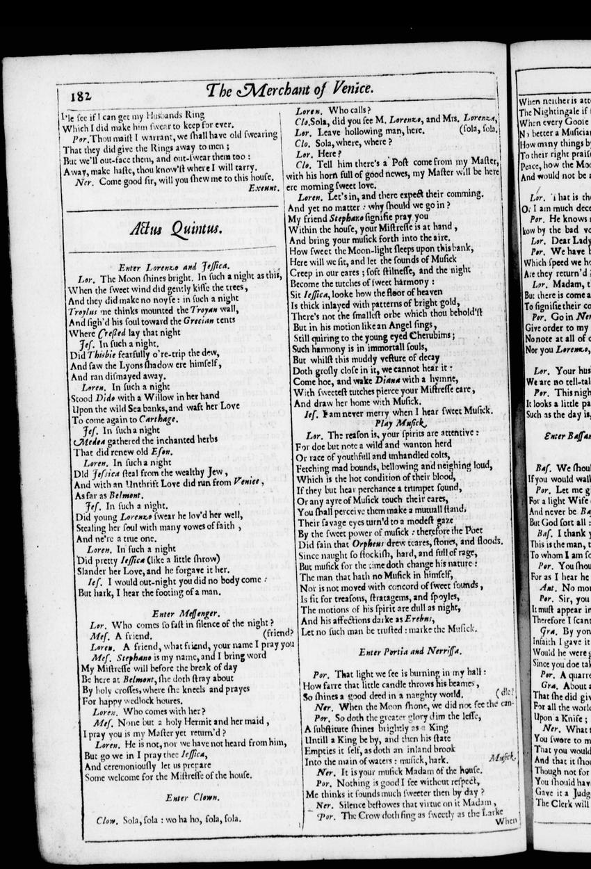 Image of Third Folio (New South Wales), page 205