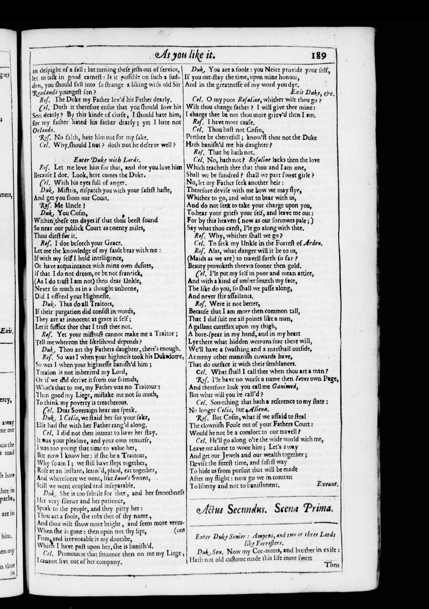 Image of Third Folio (New South Wales), page 212