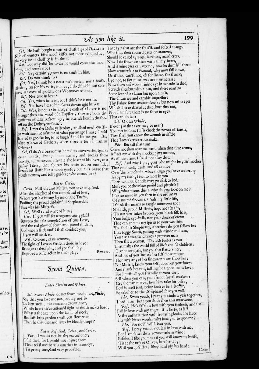 Image of Third Folio (New South Wales), page 222