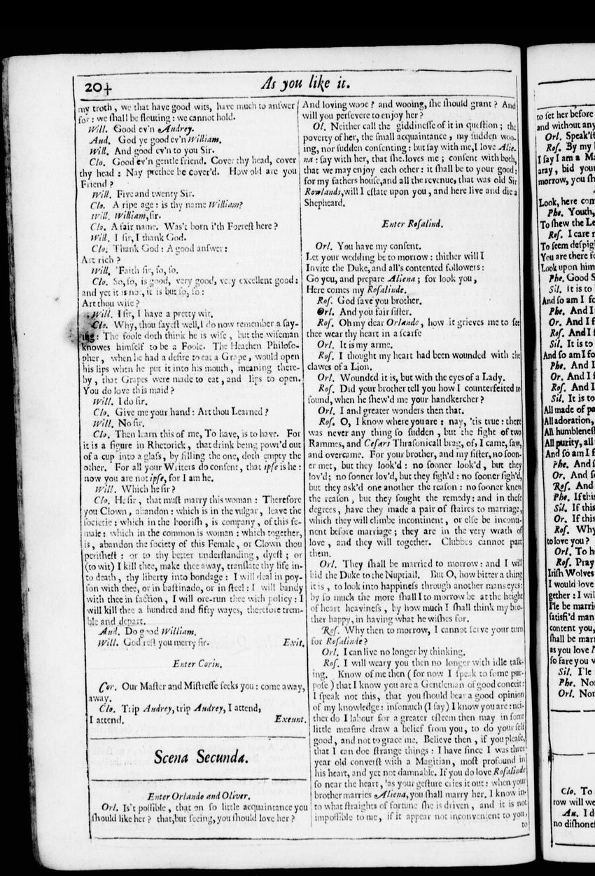 Image of Third Folio (New South Wales), page 227