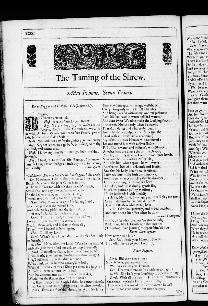 Image of Third Folio (New South Wales), page 231
