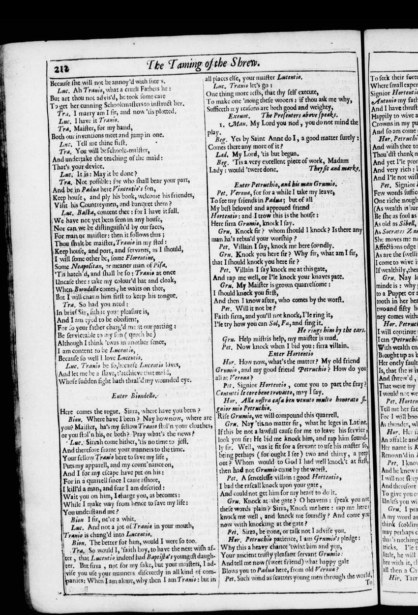 Image of Third Folio (New South Wales), page 235