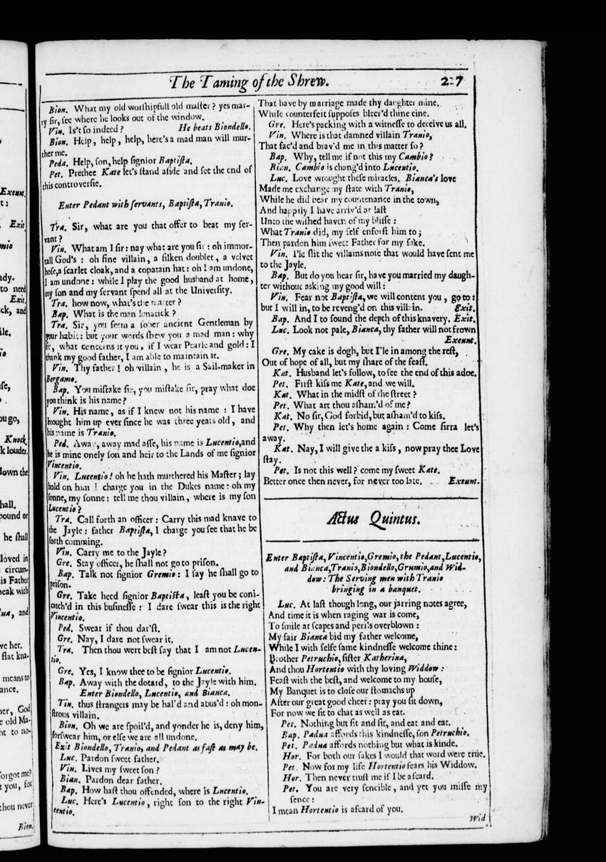 Image of Third Folio (New South Wales), page 250