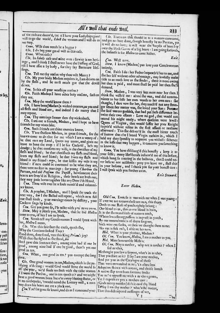 Image of Third Folio (New South Wales), page 256
