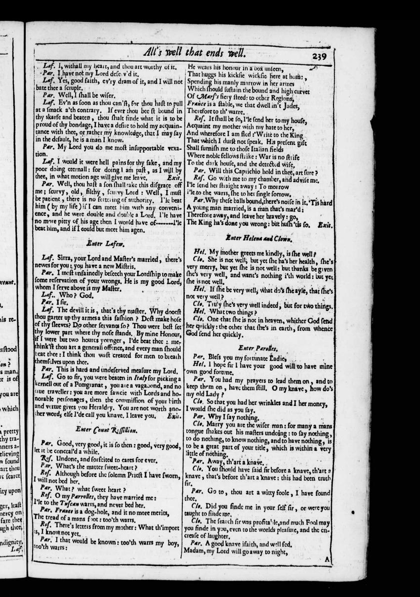 Image of Third Folio (New South Wales), page 262