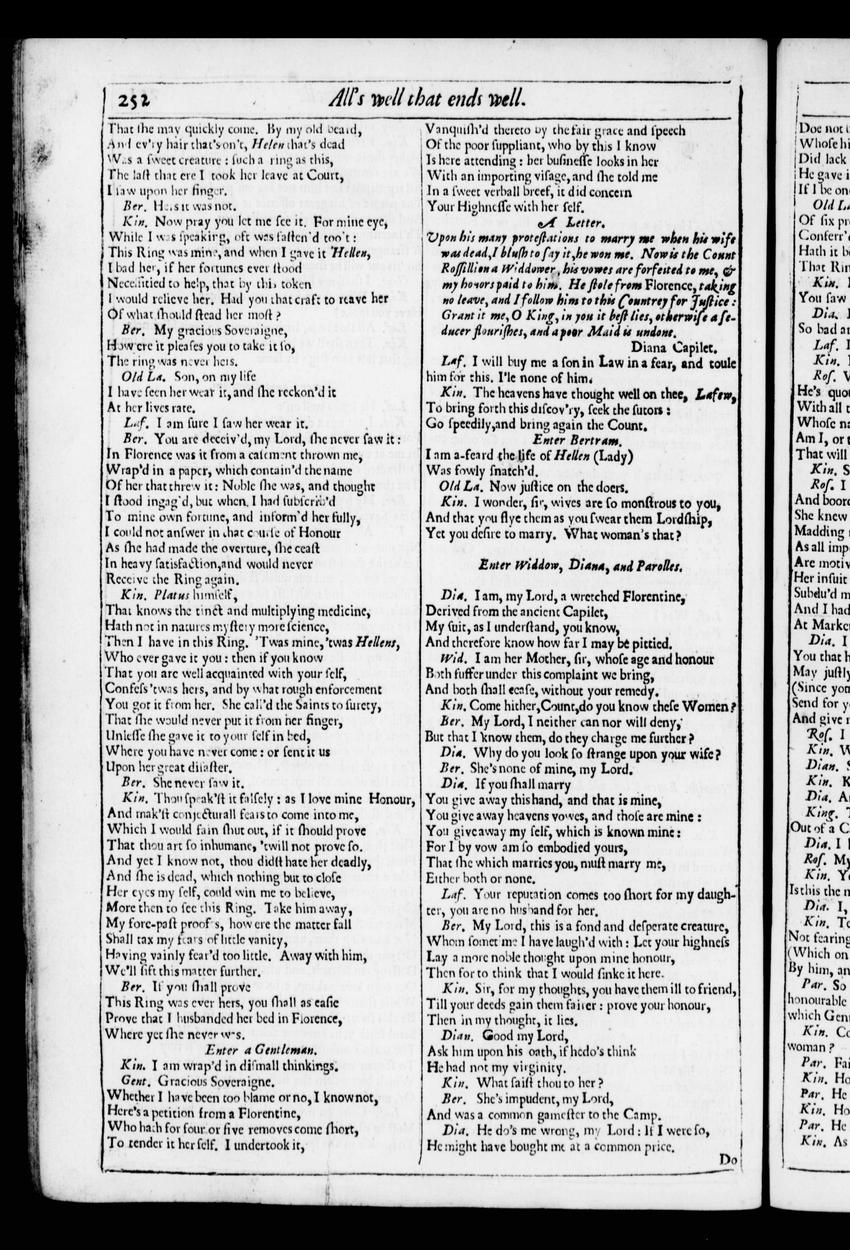Image of Third Folio (New South Wales), page 275