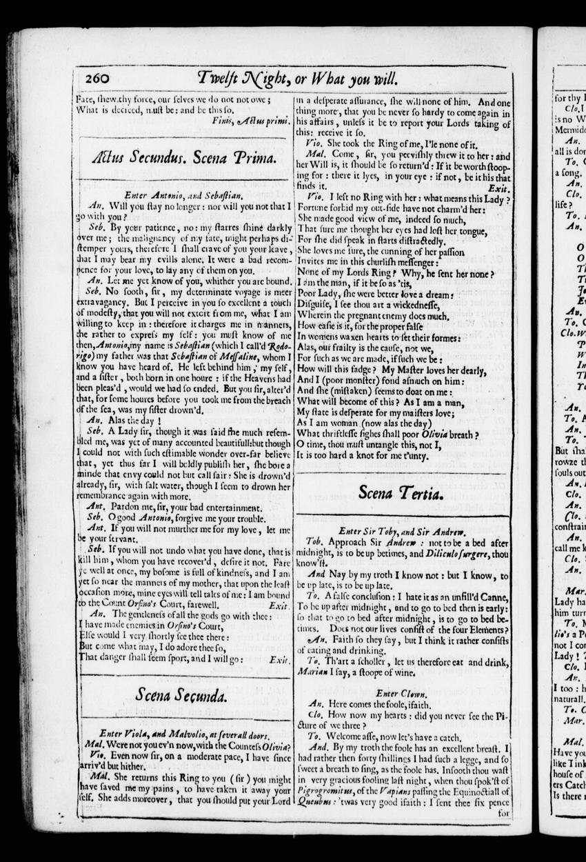 Image of Third Folio (New South Wales), page 283