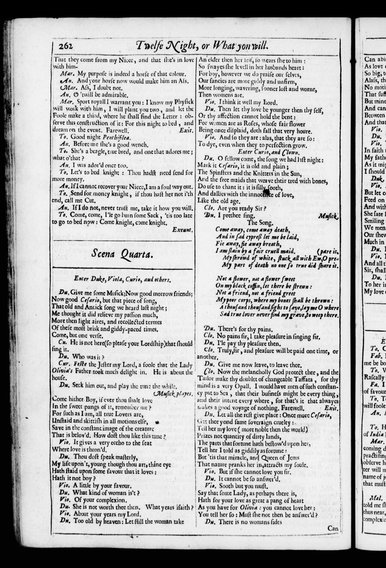 Image of Third Folio (New South Wales), page 285