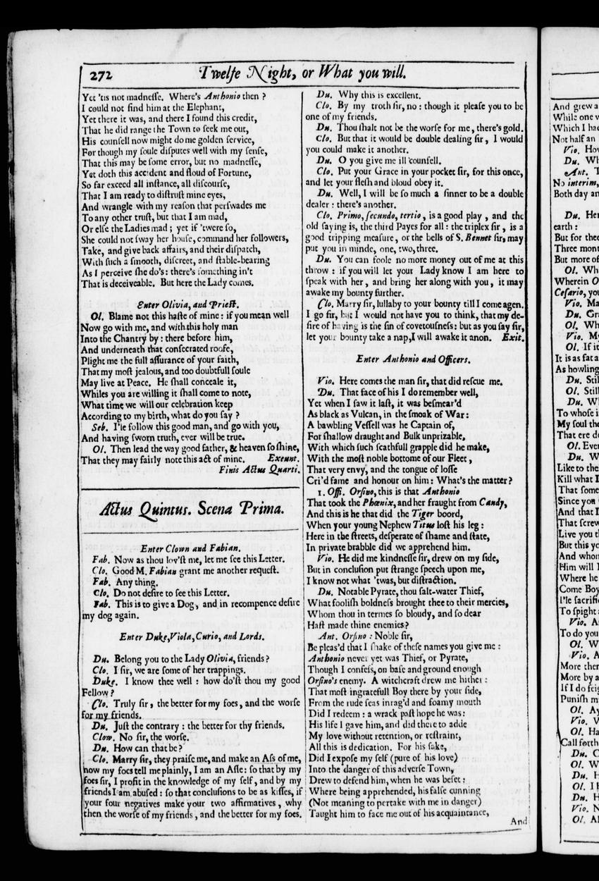 Image of Third Folio (New South Wales), page 295