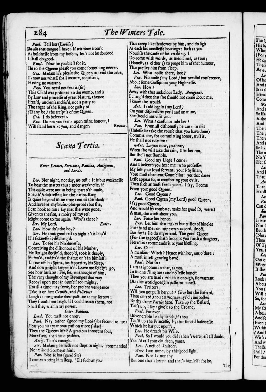Image of Third Folio (New South Wales), page 307