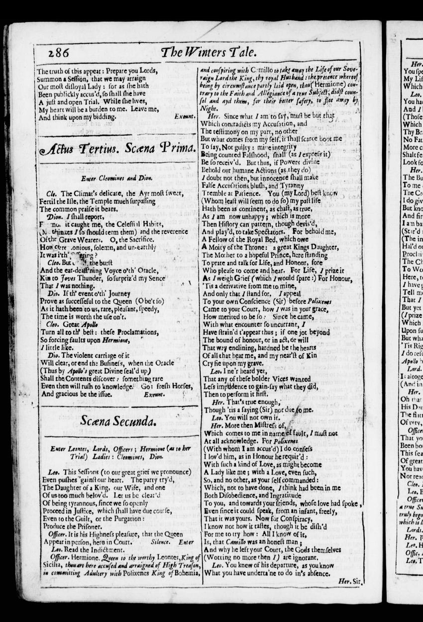 Image of Third Folio (New South Wales), page 311
