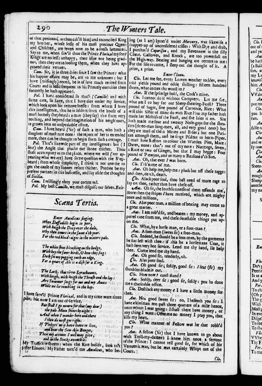 Image of Third Folio (New South Wales), page 315