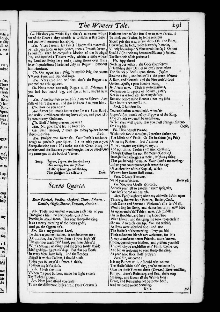 Image of Third Folio (New South Wales), page 316
