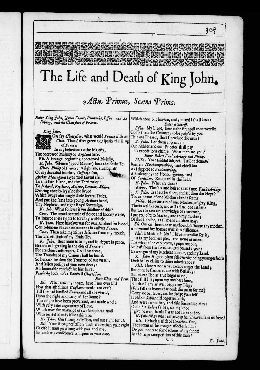 Image of Third Folio (New South Wales), page 330