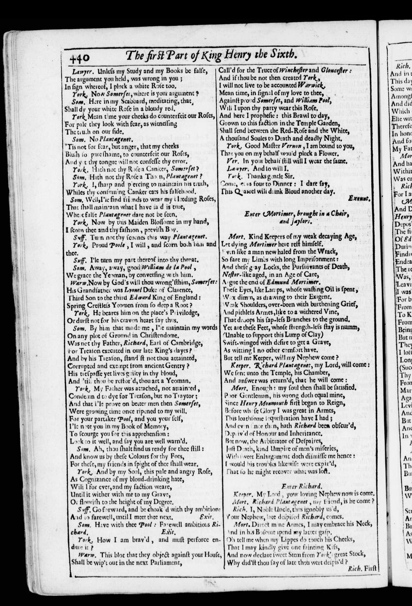 Image of Third Folio (New South Wales), page 465
