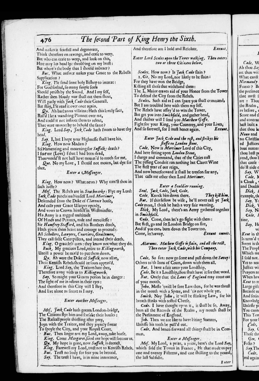 Image of Third Folio (New South Wales), page 501