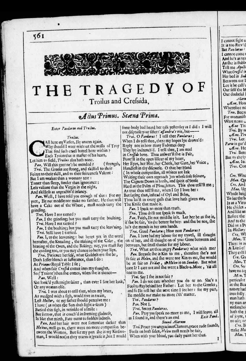Image of Third Folio (New South Wales), page 595