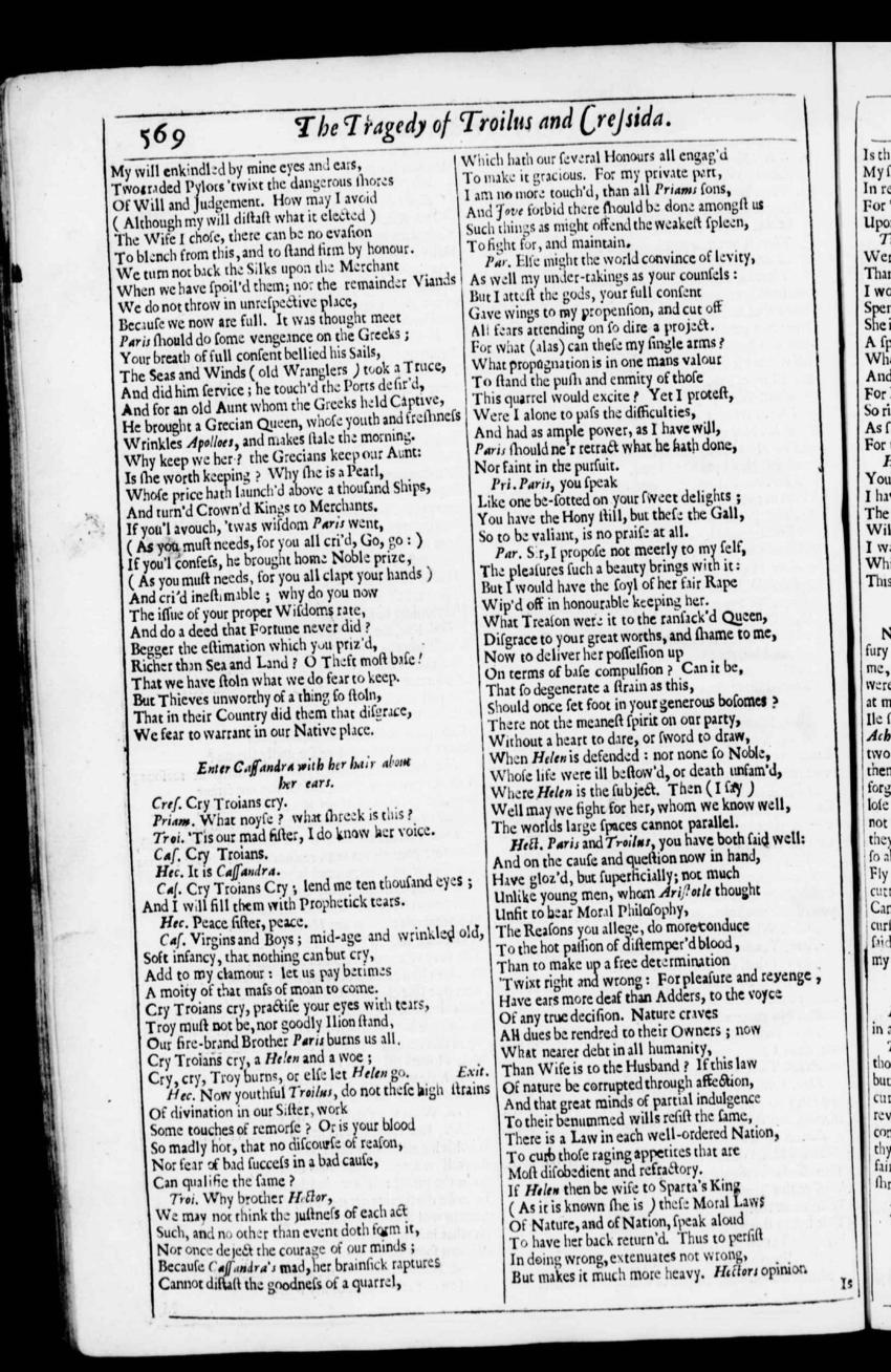 Image of Third Folio (New South Wales), page 603