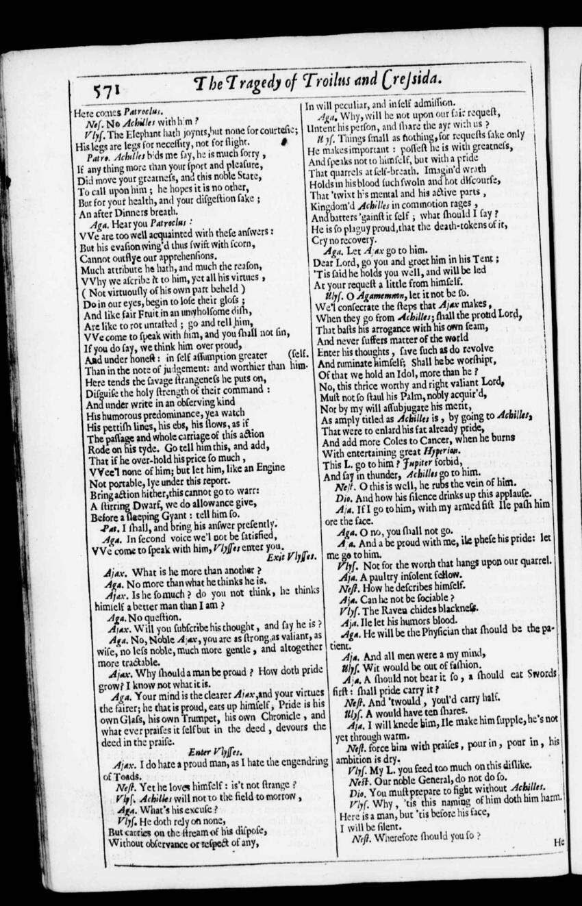 Image of Third Folio (New South Wales), page 605