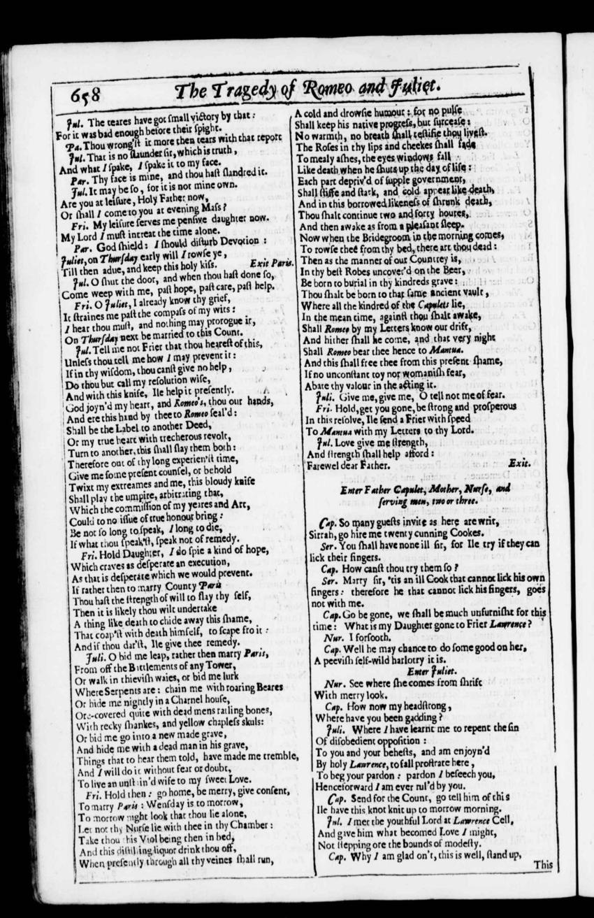 Image of Third Folio (New South Wales), page 693