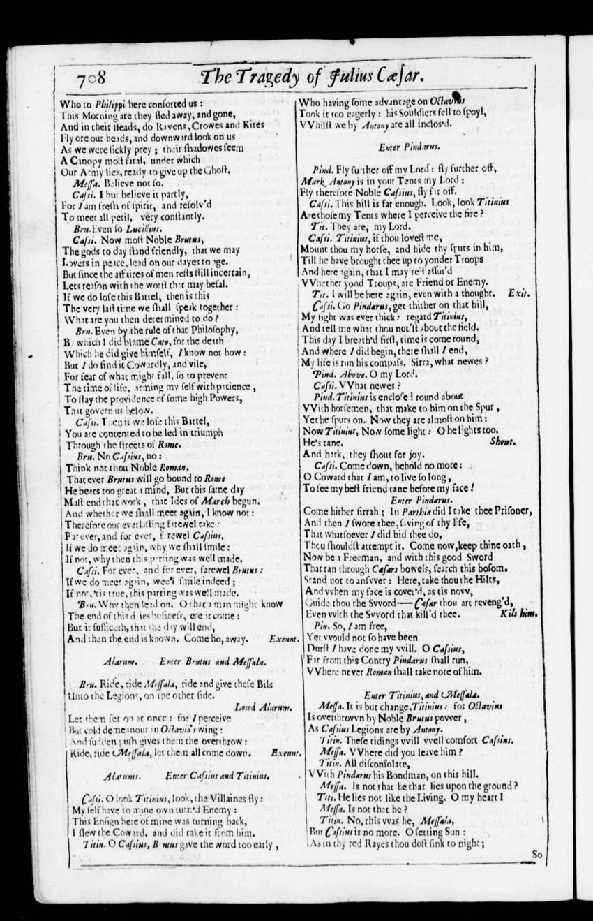 Image of Third Folio (New South Wales), page 741