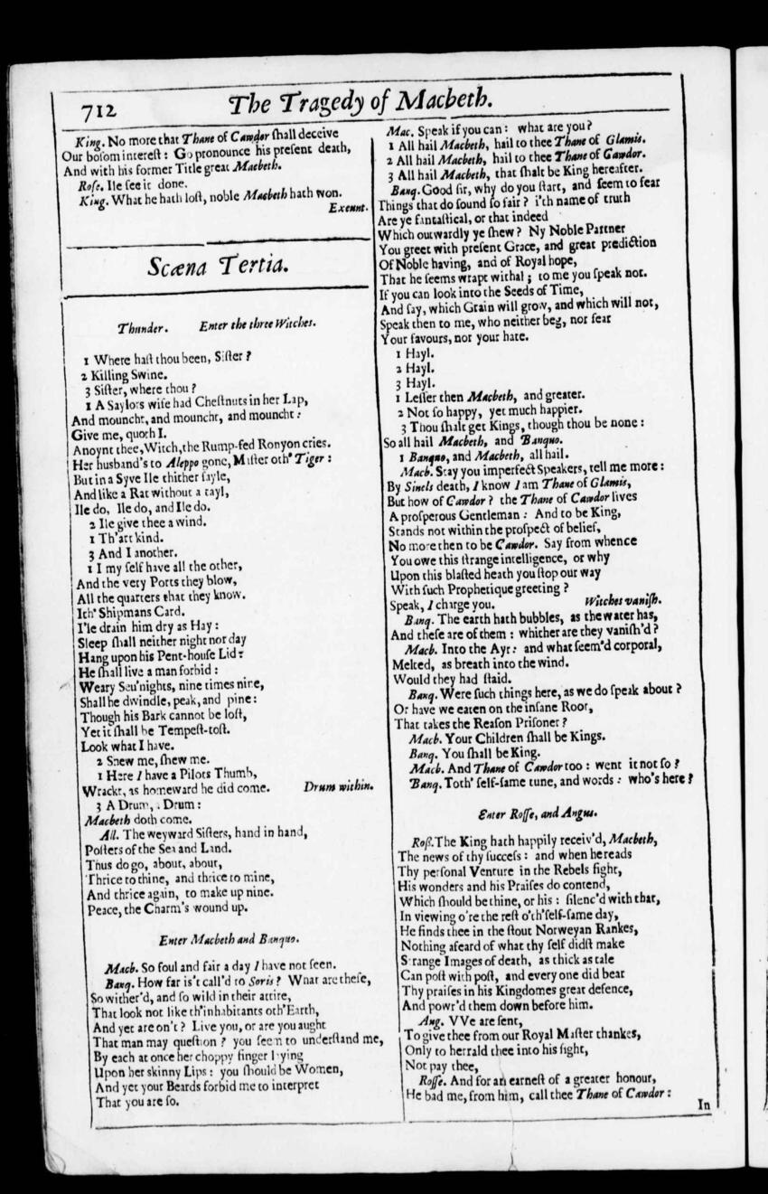Image of Third Folio (New South Wales), page 745