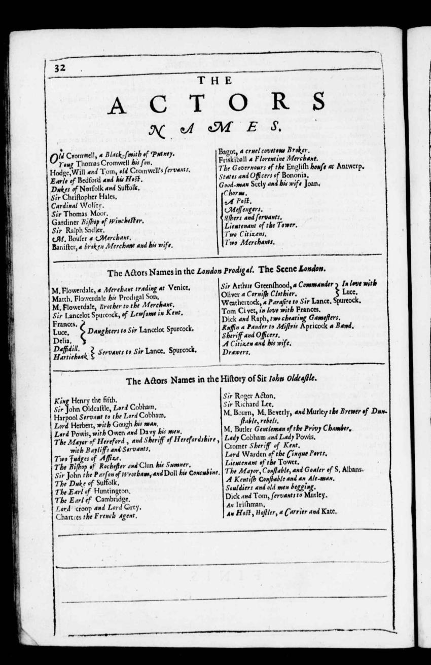 Image of Third Folio (New South Wales), page 965