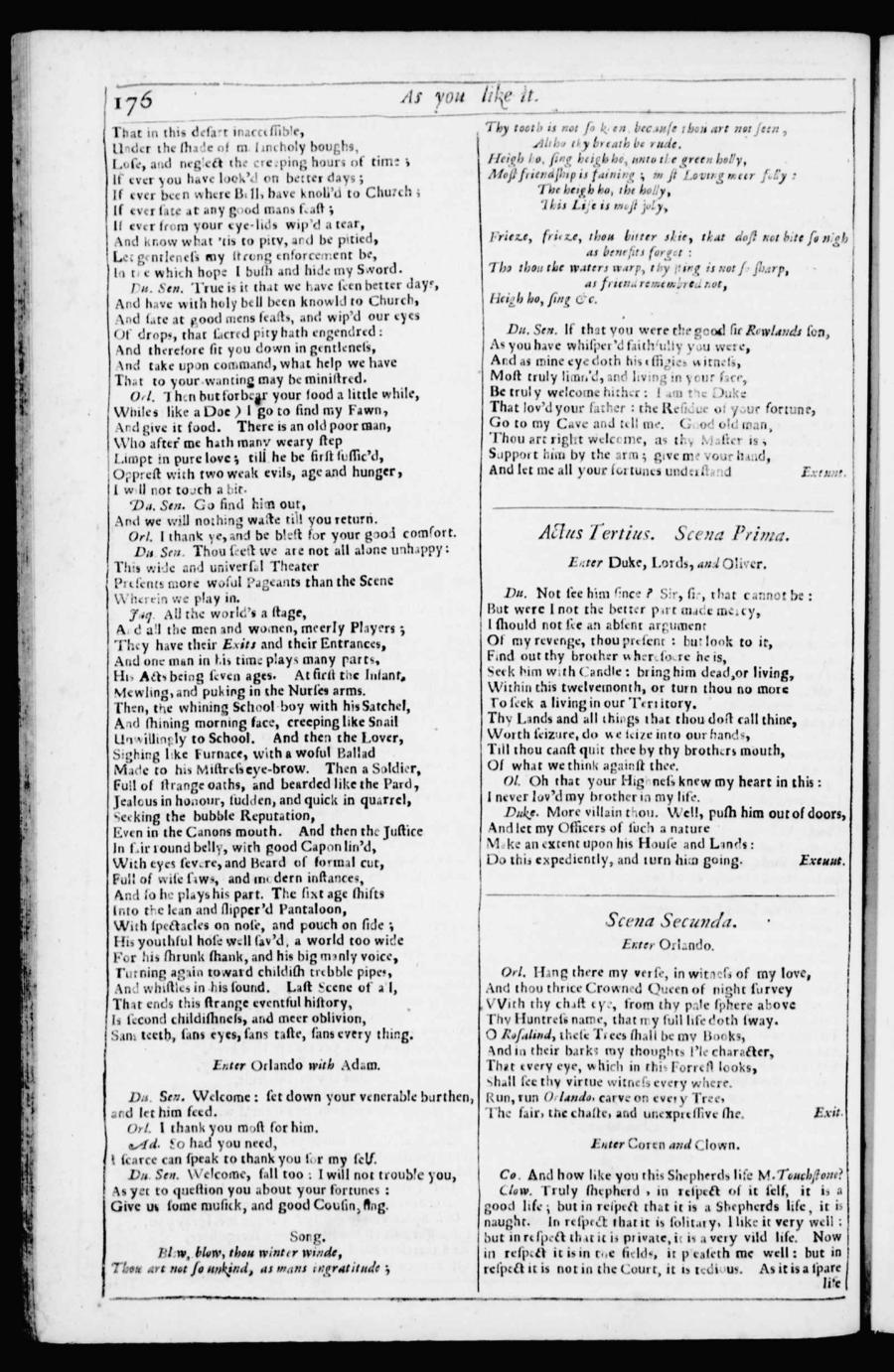 Image of Fourth Folio (New South Wales), page 181