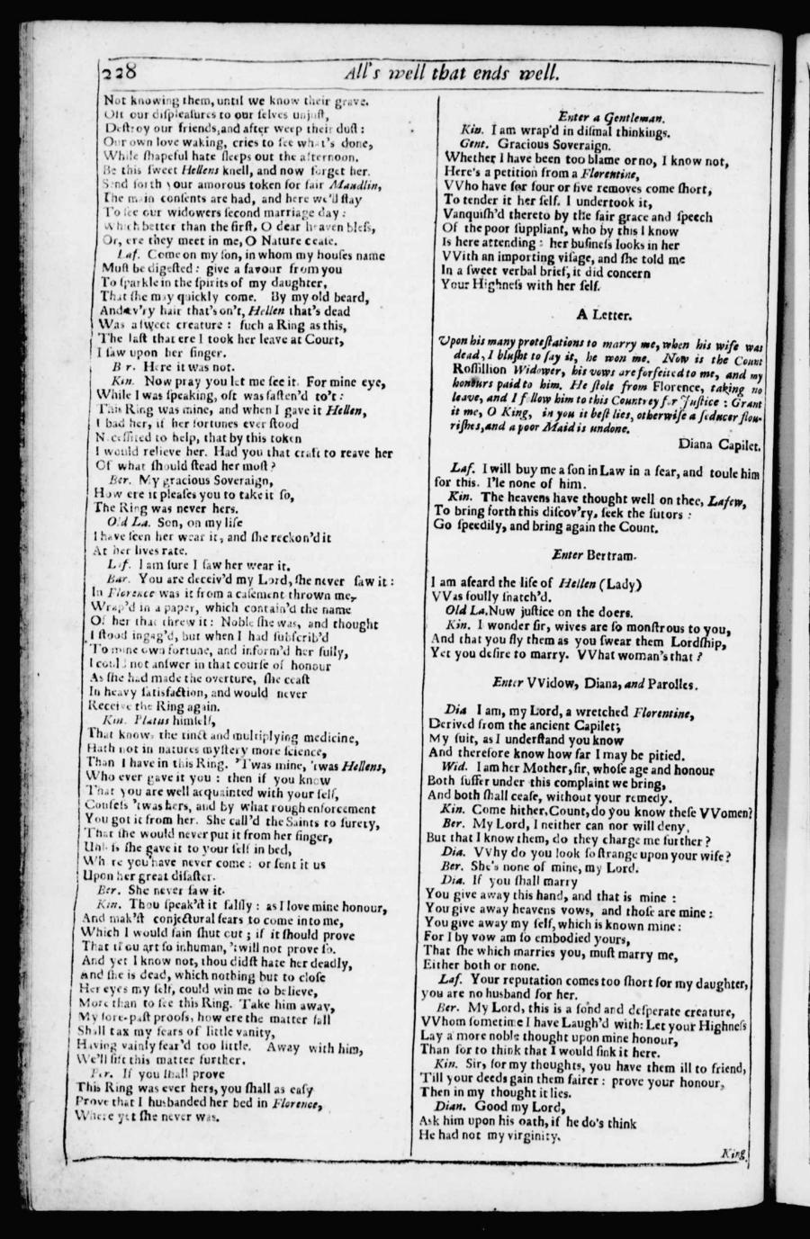 Image of Fourth Folio (New South Wales), page 233